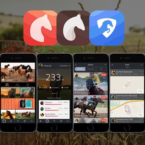 Horse Racing app