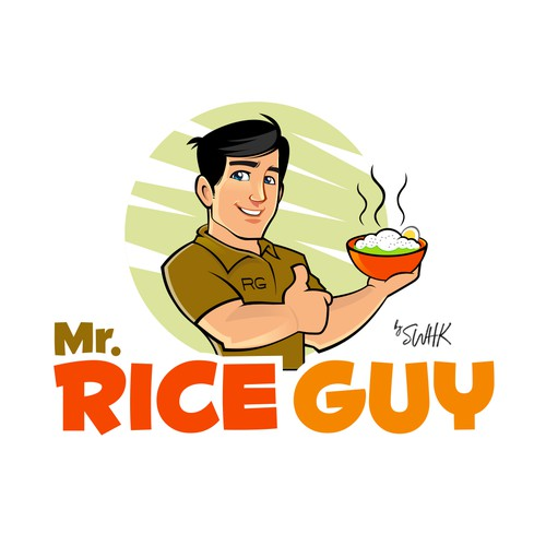 Rice bowl logo contest