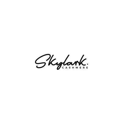 cashmere brand logo design