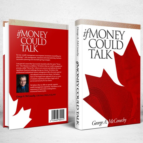 """Book cover for """"If Money Could Talk"""""""