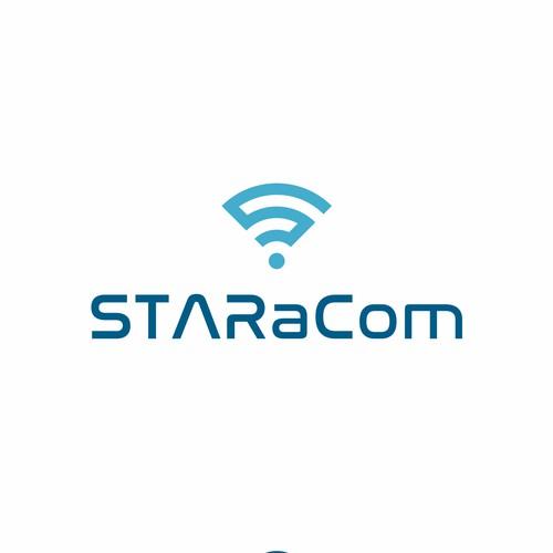 Letter Logo Concept for STARaCom