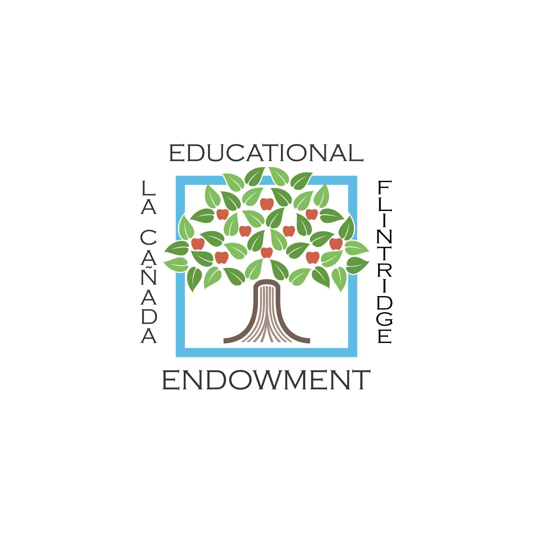 public school endowment fund needs a new logo
