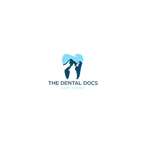 logo concept for dental docs