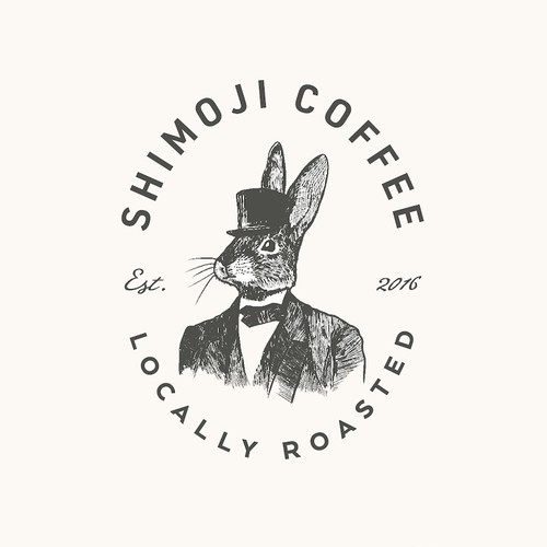 Logo for Shimoji Coffee