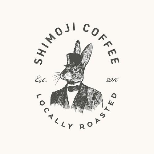 Logo for Shimoji Coffee