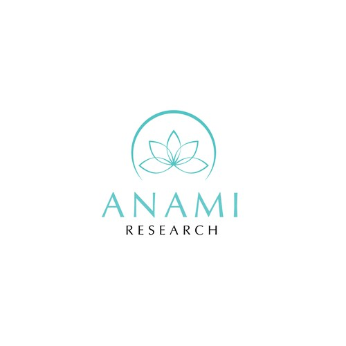 Logo design for Anami research