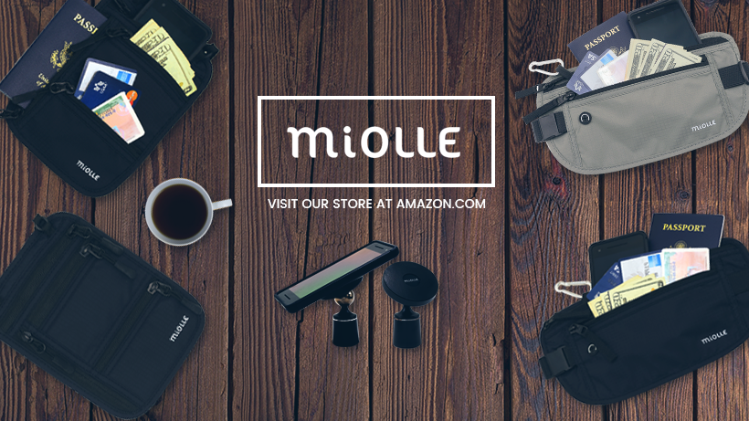 Facebook cover for Miolle brand