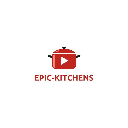 Logo concept for EPIC-KITCHENS