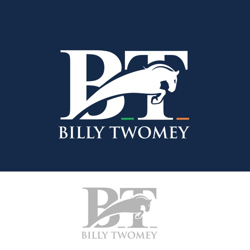 logo for International Show Jumper Billy Twomey