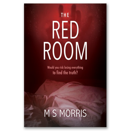 "Book cover for ""The Red Room"""