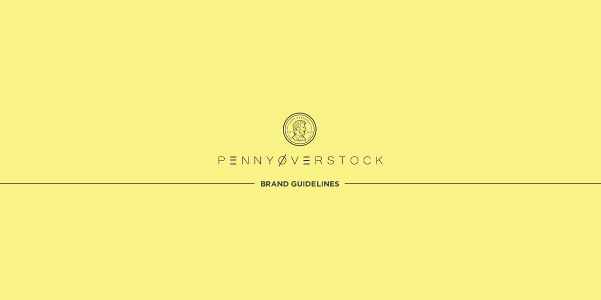 Brand Guide for Penny Overstock