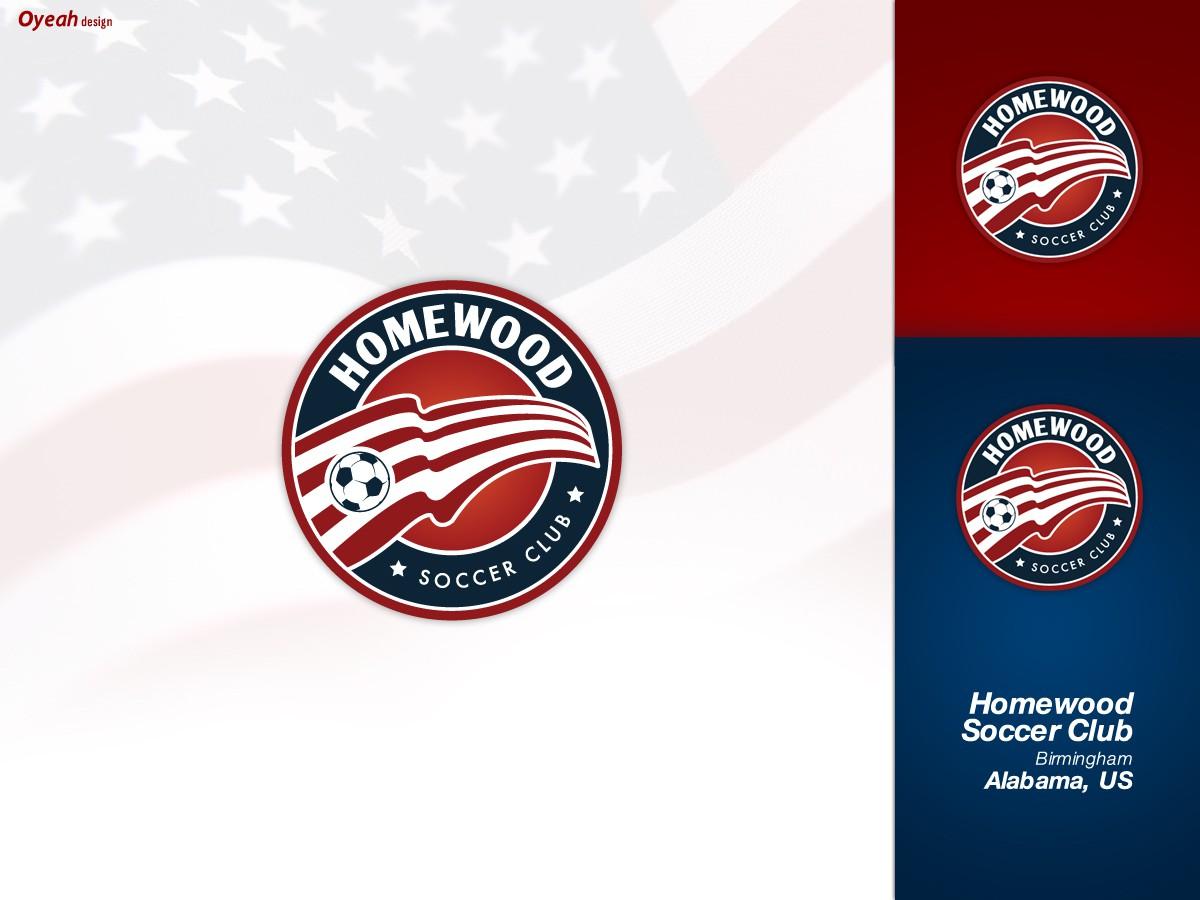 Help Homewood Soccer Club with a new logo