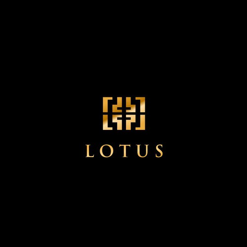 abstract logo for Lotus