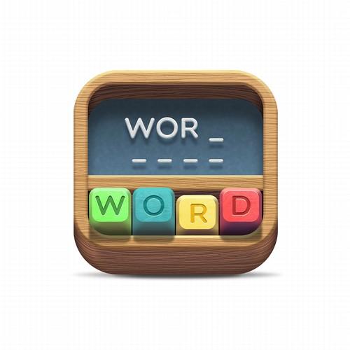 Word Warp app icon