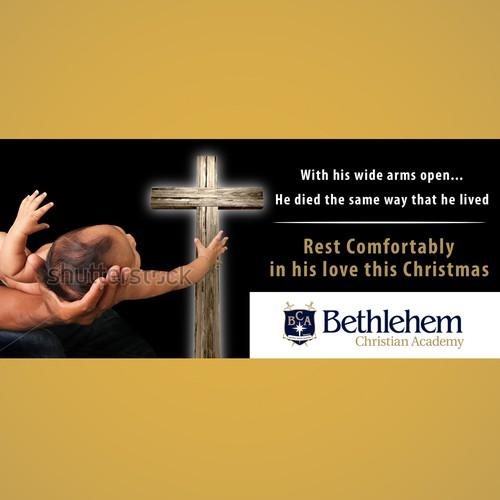 Billboard for Bethlehem
