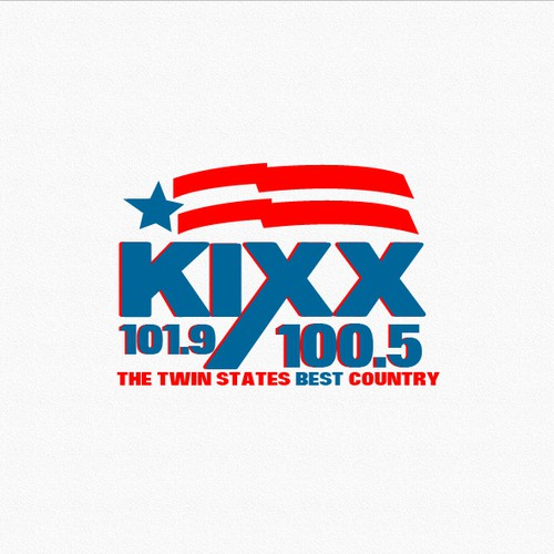 Help Kixx 100.5/101.9 with a new logo