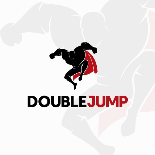DoubleJump - London Based Creative Video Agency - Needs A Kick Ass Logo