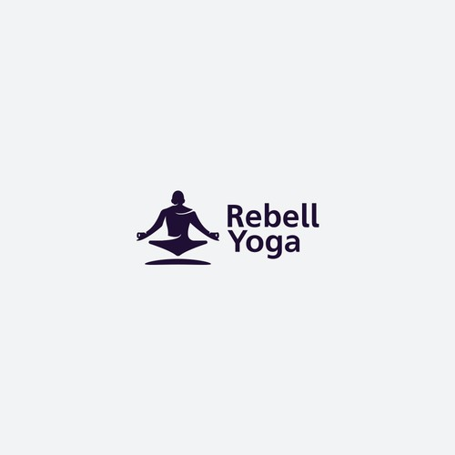 Concept for a yoga company