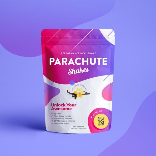 Meal Shake Design Concept