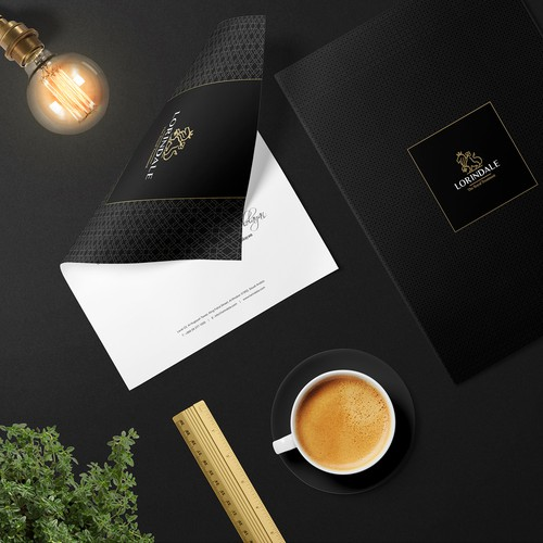 Luxurious Stationary for Lorindale
