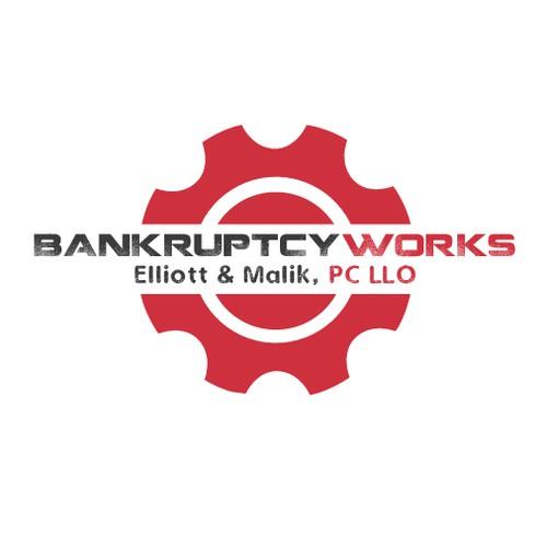 Feeling broke? …Pay your bills by designing the BankruptcyWorks.Net logo!!