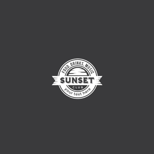 Sunset Club Logo