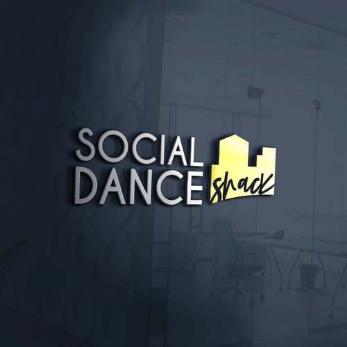 Social Dance Shack Logo