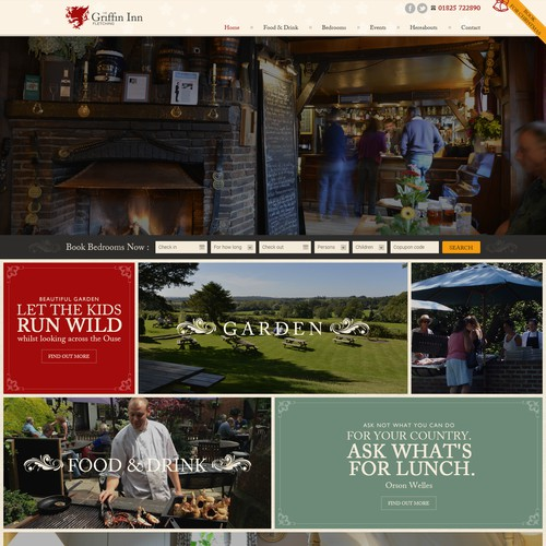 Show us the new website for this leading Sussex attraction