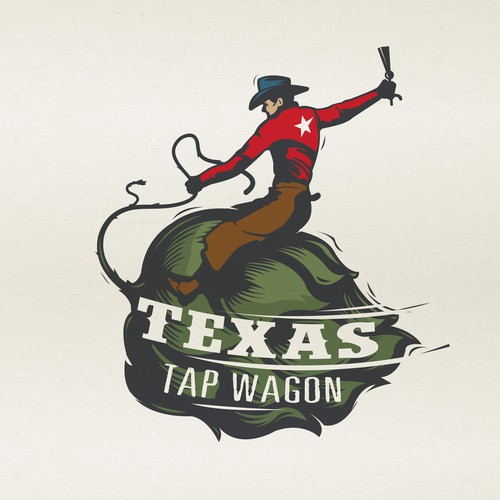 Texas Tap wagon