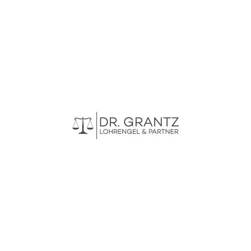 Logokonzept für Anwaltskanzlei