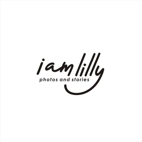 bold handwritten simple+personal Logo Design