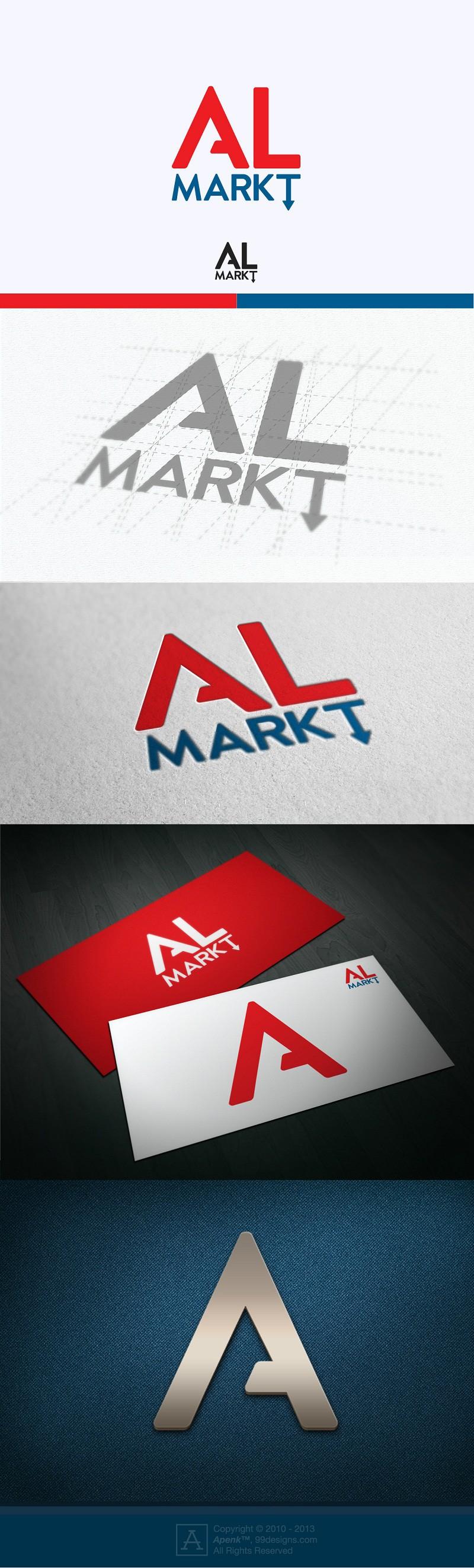 AL Markt needs a new logo