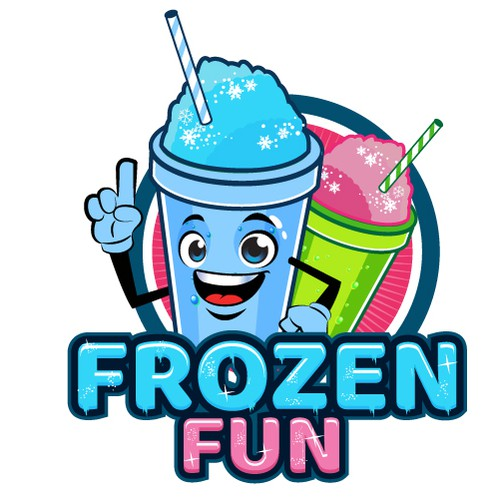 Frozen Fun Logo