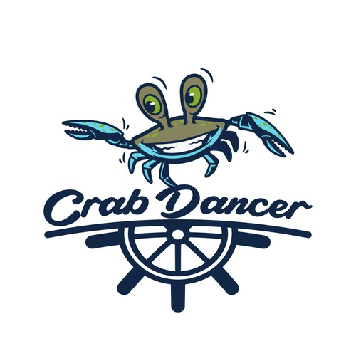 Crab Dancer Logo