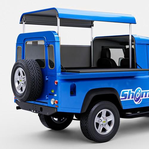 Land Rover Modification