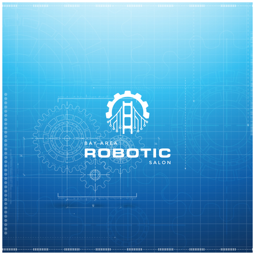Logo design for robotics company