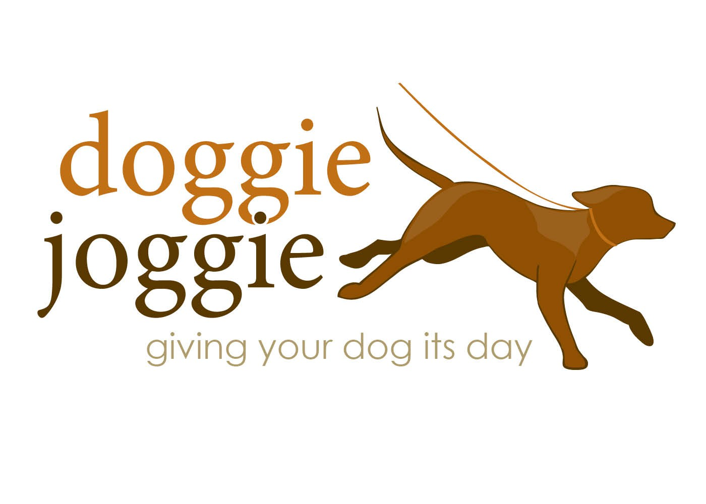 doggie joggie needs a new logo