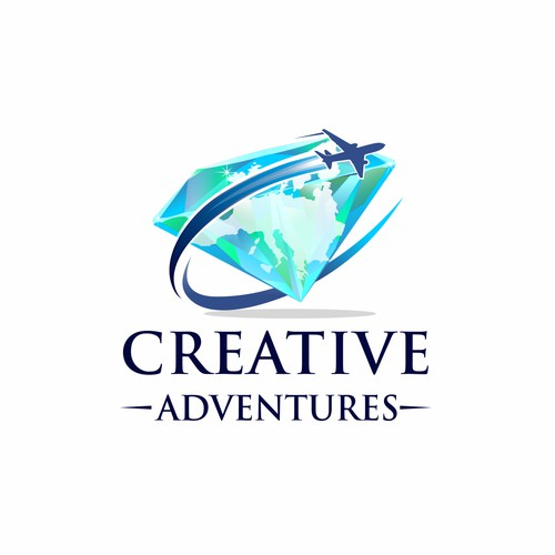 Logo design Creative Adventures