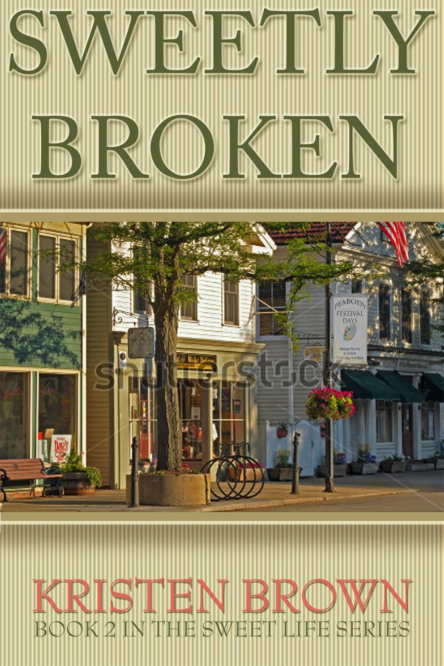 Create the next book or magazine design for Kristen Brown