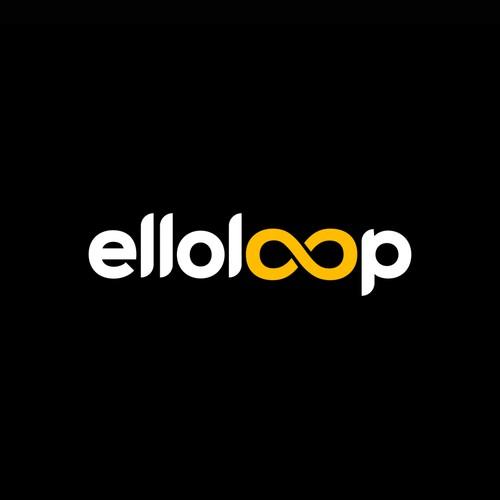 elloloop - Logo Design
