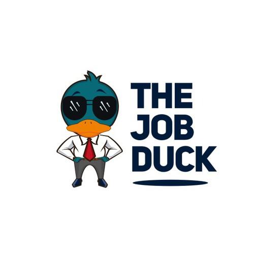the job duck