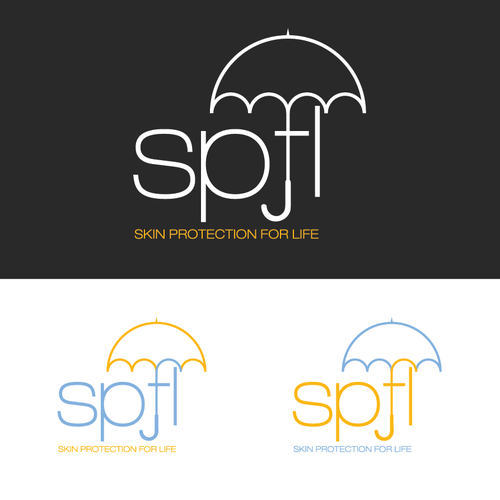 Create a clean corporate logo for a skin care / pharmaceutical company