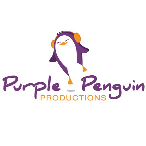 Purple Penguin logo