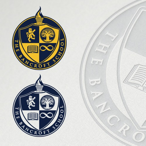 Create a new school seal for a special education school!