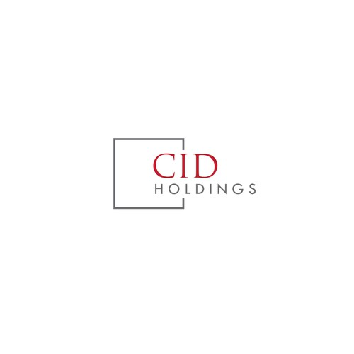 A classic logo for CID Holdings