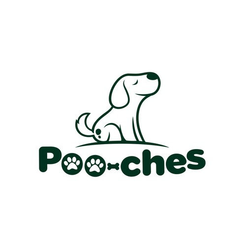 Logo for Poo-ches