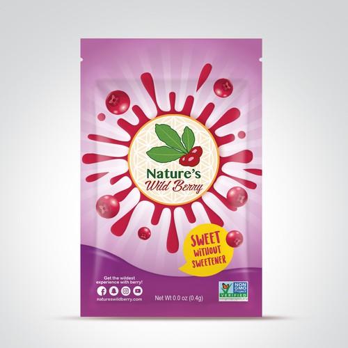 Nature wild berry