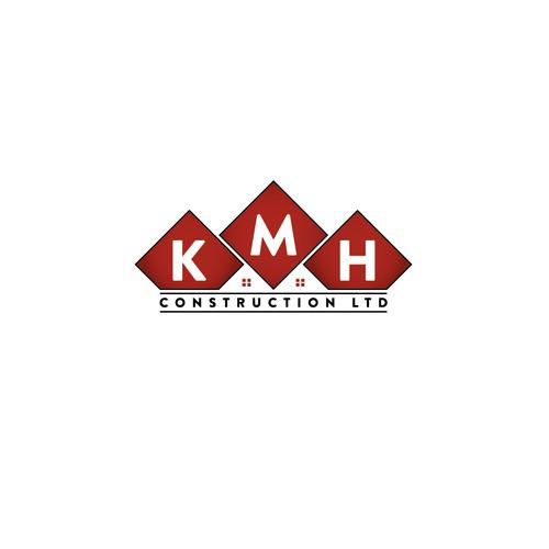 Logo for building company
