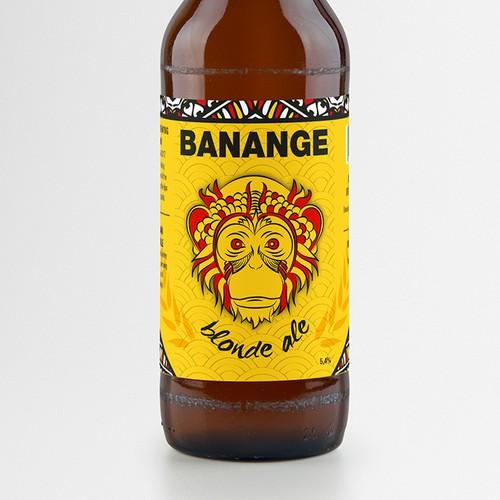 Ugandan blonde ale