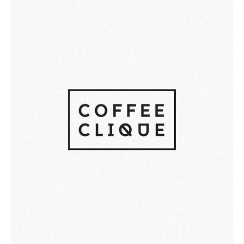 Logo design for mobile coffee